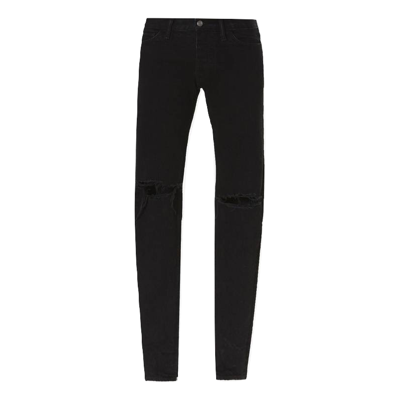 Fear of God Collection 4 Jeans - Black