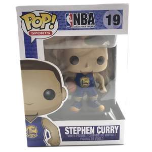 Funko NBA POP! Stephen Curry [AWAY]