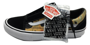 Supreme/Vans Blood And Semen Old Skool Pro