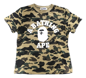 A Bathing Ape First Camo T-Shirt