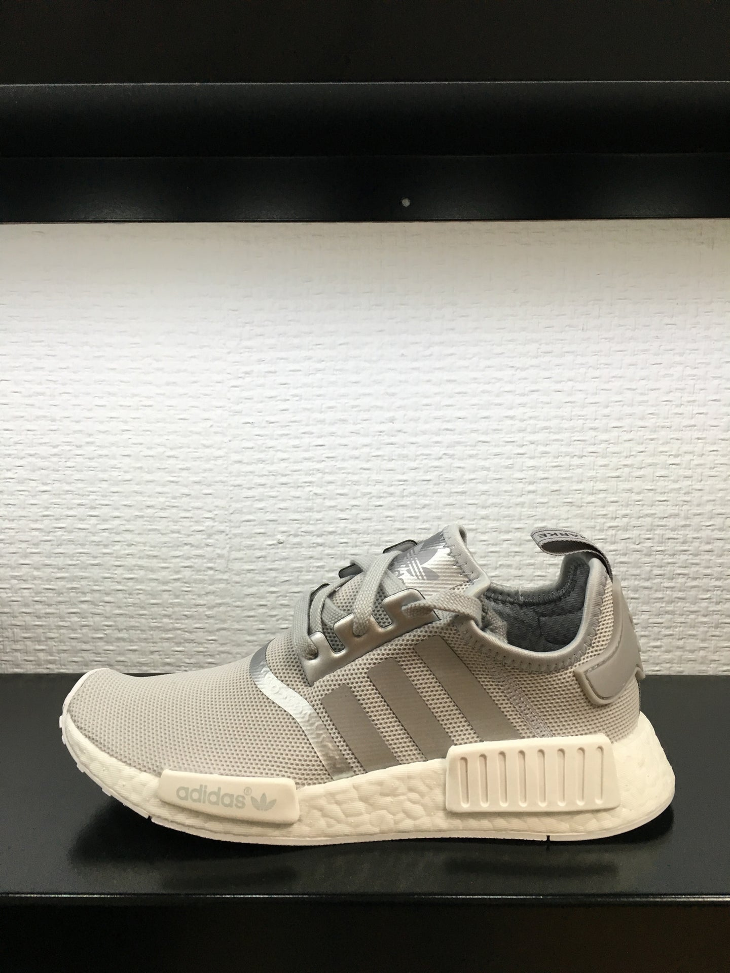 NMD R1 Women's-Grey/Silver/White