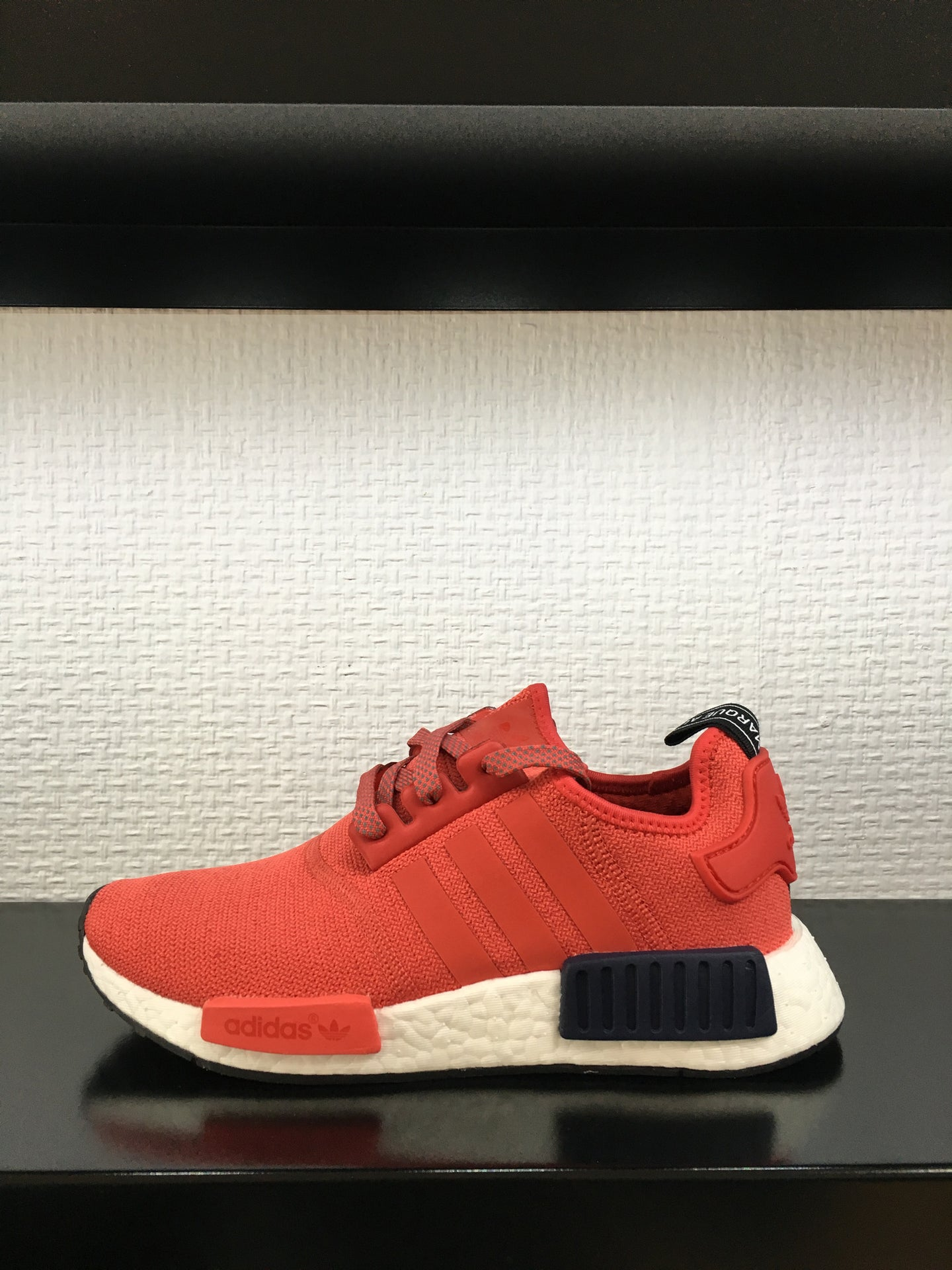 NMD R1 Women's-Red/Black/White