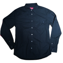Supreme Divide And Conquer Button Up Shirt - Black
