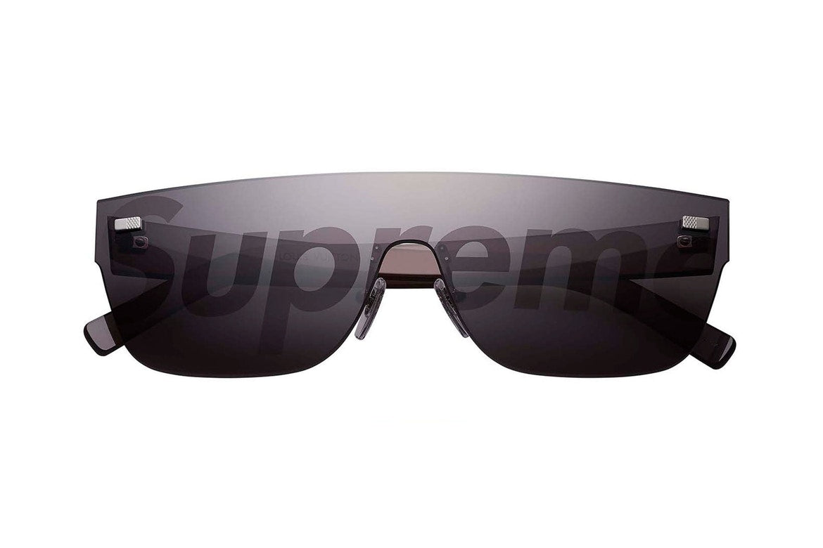 Supreme x Louis Vuitton Mask Sunglasses - Black