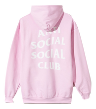 Anti Social Social Club - Know you better Zip Up Hoodie