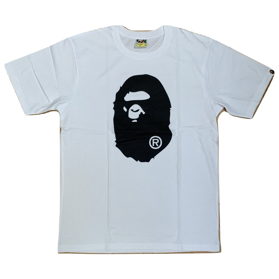 A Bathing Ape Happy New Year Tee 2020 - White