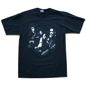 Supreme x John Coltrane Blue Tee - Black