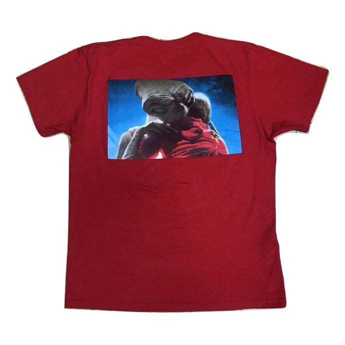 Supreme ET Tee - Red - Used