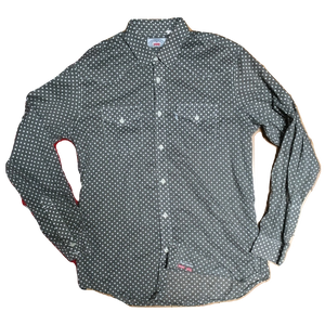 Supreme Levis Lightweight Western Shirt - Gray - Used
