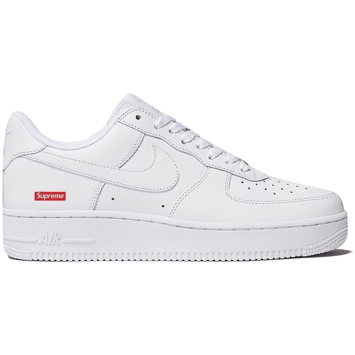 Supreme Air Force 1 Low - White