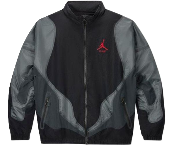 Off-White x Jordan Woven Jacket - Black