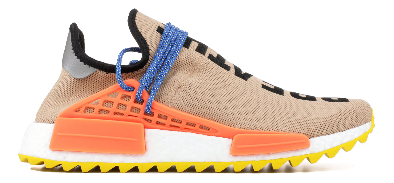 quality design eb4ac a42a9 PW Human Race NMD TR - Pale Nude - Used