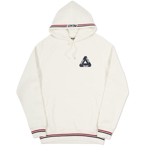 Palace Crib Hood - White