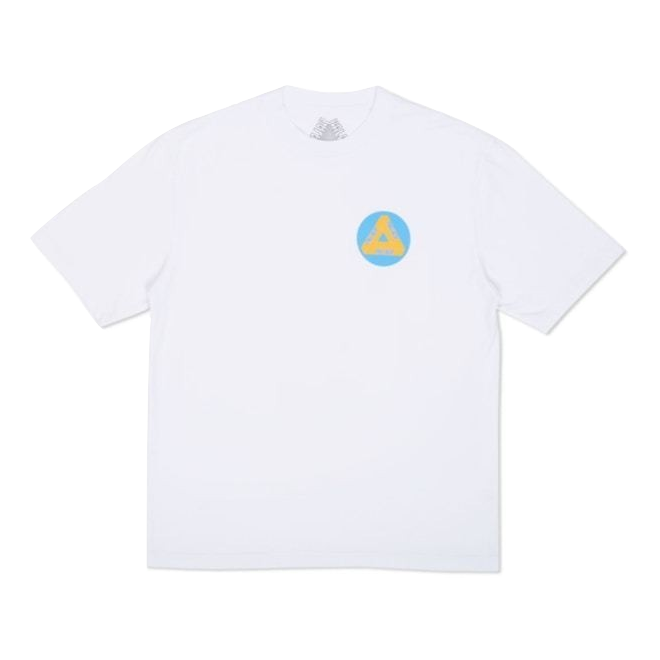 Palace Multi P T-Shirt - White