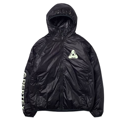 Palace Pertex Quantum Jacket - Black