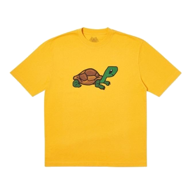 Palace Turtle Tee - Yellow