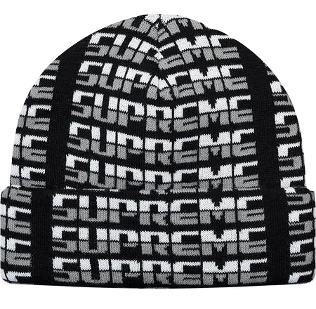 Supreme Repeat Beanie
