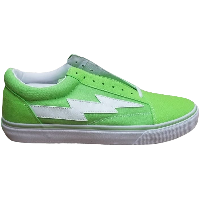 Revenge X Storm Low Top - Fluorescent Green - Used