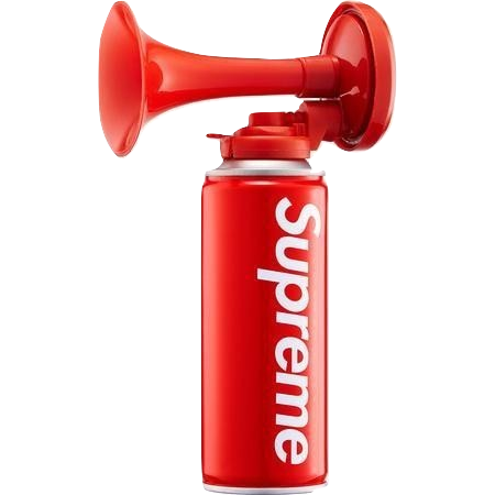 Supreme Air Horn - Red