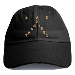 "Saint Pablo ""San Francisco"" Hat"