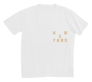 Saint Pablo Tour Tee - New York