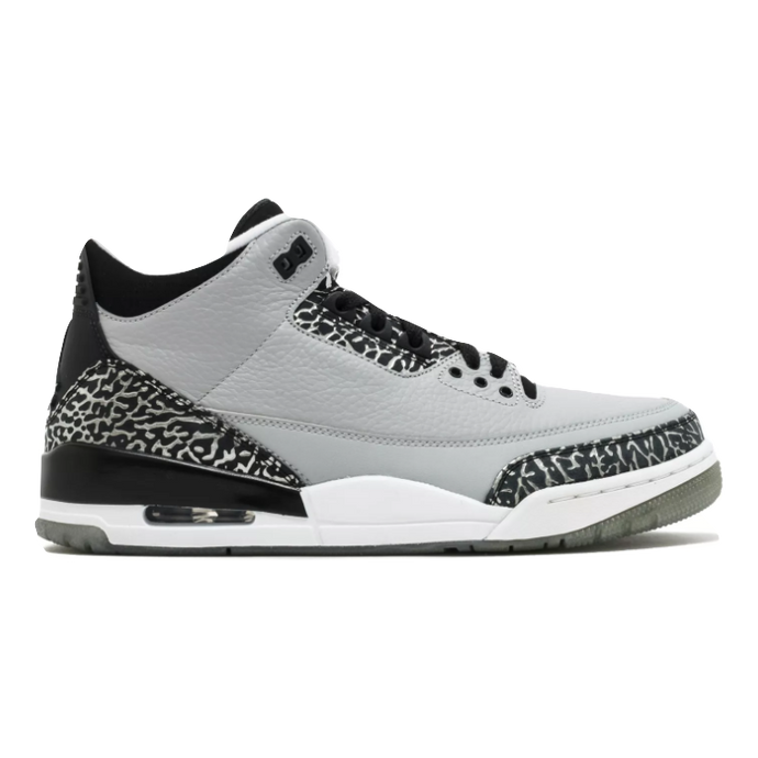 Air Jordan 3 Retro - Wolf Grey - Used