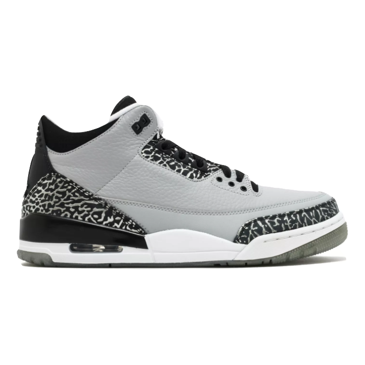 Air Jordan 3 Retro - Wolf Grey