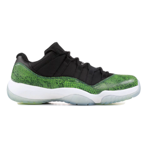 Air Jordan 11 Retro Low - Snakeskin Green - Used