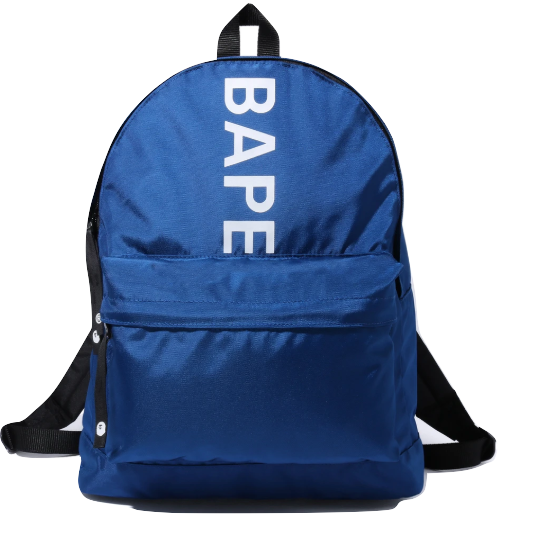 A Bathing Ape Happy New Year Backpack 2020 - Blue
