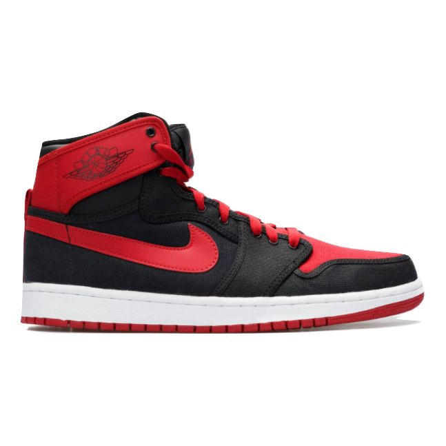Air Jordan 1 Retro KO HI - Bred 2012