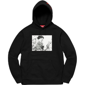 Supreme/Akira Arm Hooded Sweatshirt