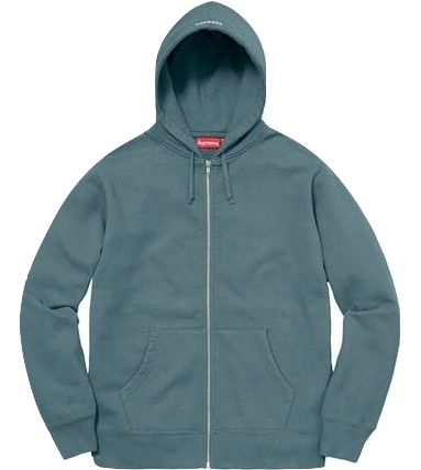 Supreme/Akira Syringe Zip Up Hooded Sweatshirt