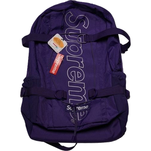 Supreme Backpack FW18 - Purple