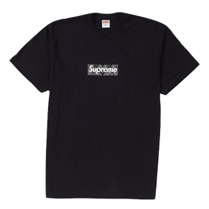 Supreme Bandana Box Logo Tee - Black