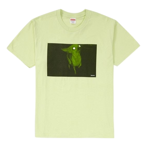 Supreme Chris Cunningham Chihuahua Tee - Pale Mint - Used