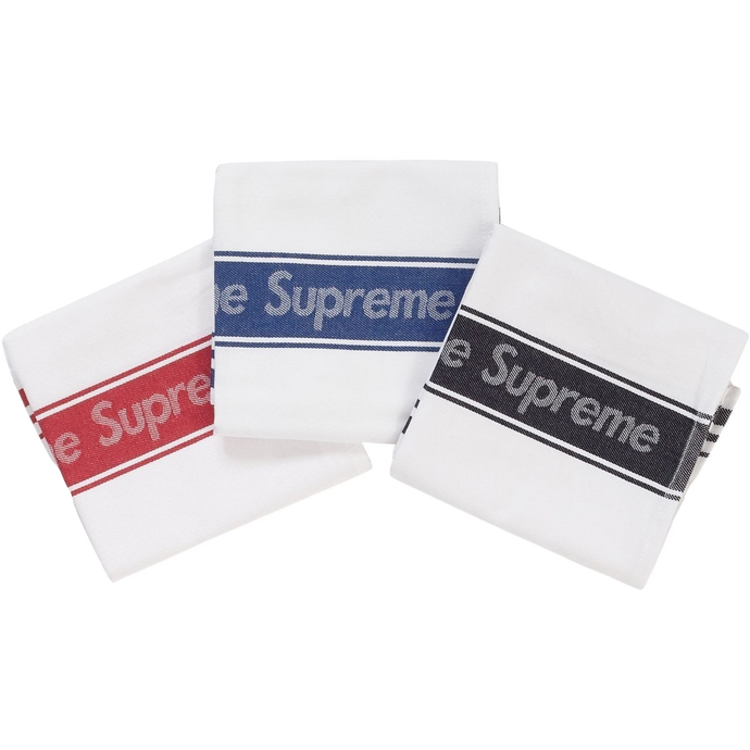 Supreme Dish Towels (Set of 3) - Multicolor