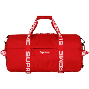 Supreme Duffle Bag SS18 - Red