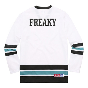 Supreme Freaky Hockey Jersey - White