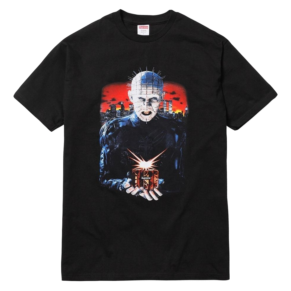 Supreme Hellraiser Hell on Earth Tee Black