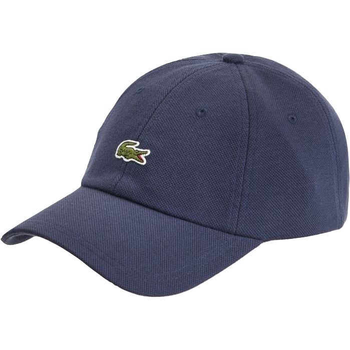 Supreme Lacoste Pique 6-Panel - Navy - Used