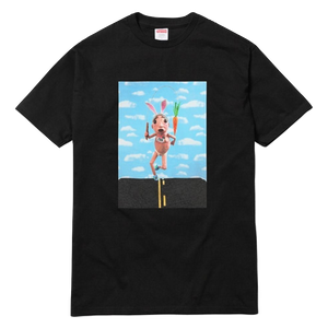 Supreme Mike Hill Runner Tee - Black