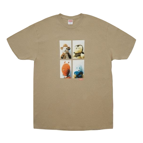 Supreme Mike Kelley Ahh Youth Tee - Clay - Used
