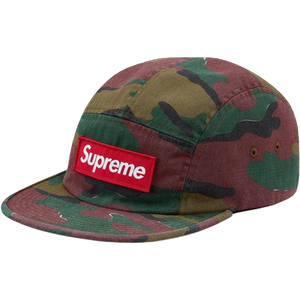 Supreme Military Camp Cap - Jigsaw