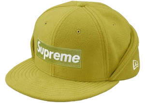Supreme Polartec Ear Flap New Era