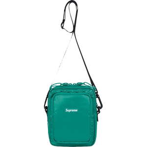 Supreme FW17 Shoulder Bag - Dark Teal - Used