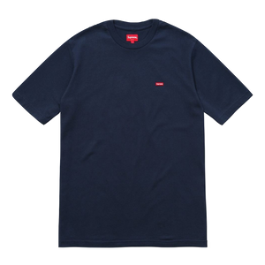 Supreme Mini Box Logo Tee - Navy - Used