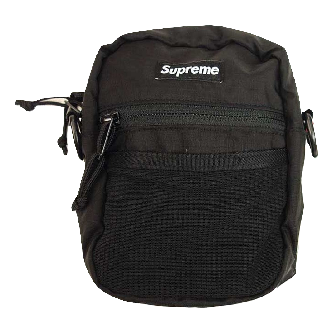 Supreme Small Shoulder Bag SS17 - Black - Used