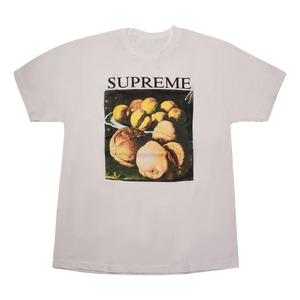 Supreme Still Life Tee - White - Used