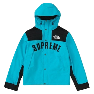 Supreme x The North Face Arc Logo Mountain Parka - Teal