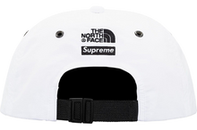 Supreme/The North Face Mountain 6-Panel Hat - White